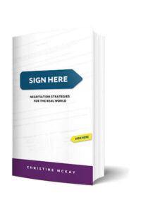 Sign Here Book